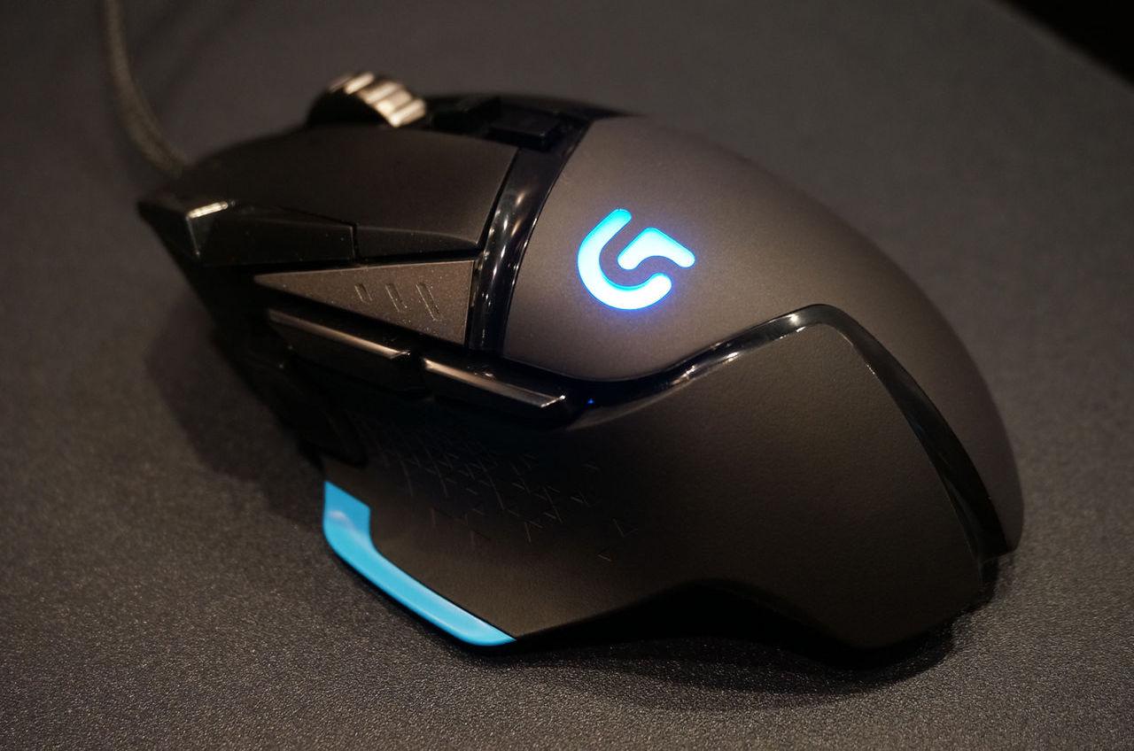电竞级游戏鼠标,罗技G502开箱评测