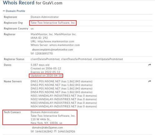 盘点GTA6的前员工和知情人士的小道消息插图4
