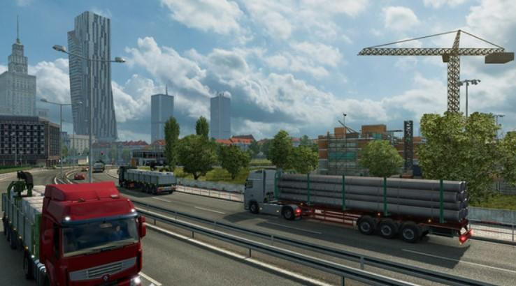 欧洲卡车模拟2买什么版本好