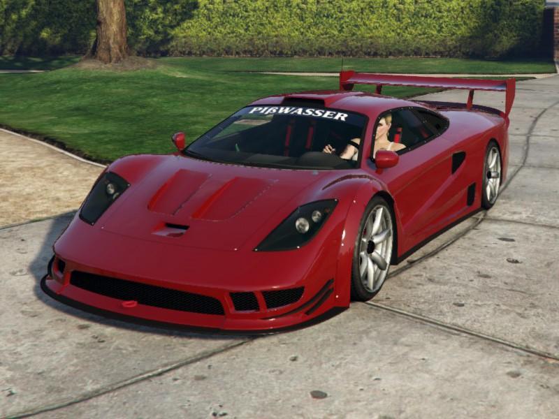 GTA5 中的那些跑车原型插图10