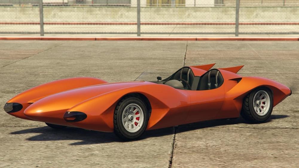 GTA5 中的那些跑车原型插图