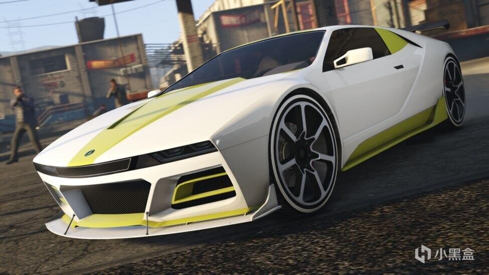 GTA5 中的那些跑车原型插图6