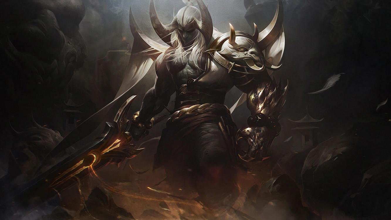 世界的终结者!血魔流剑魔亚托克斯大乱斗教学,剑来,我斩!