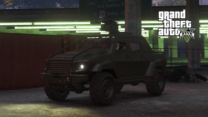 GTA5大卡车,上能越野下能拉货!插图6