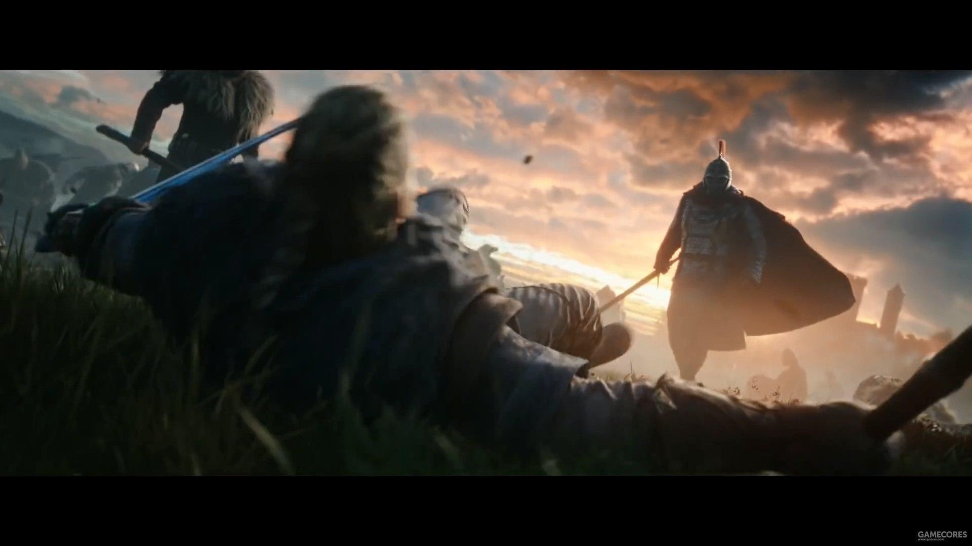 撒克逊大兵是怎样炼成的?角色设计师谈《英灵殿》的角色设计