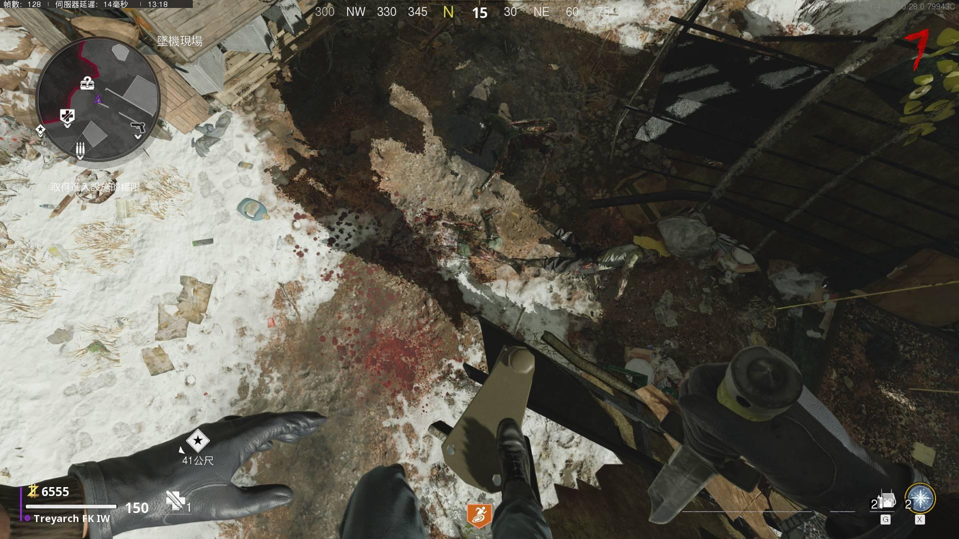 COD17僵尸-单人新手向快速解锁帕克小姐姐攻略