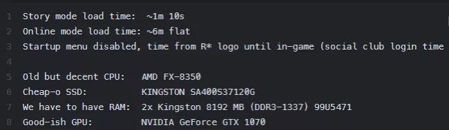 GTA5线上模式加载速度缓慢的原因插图3